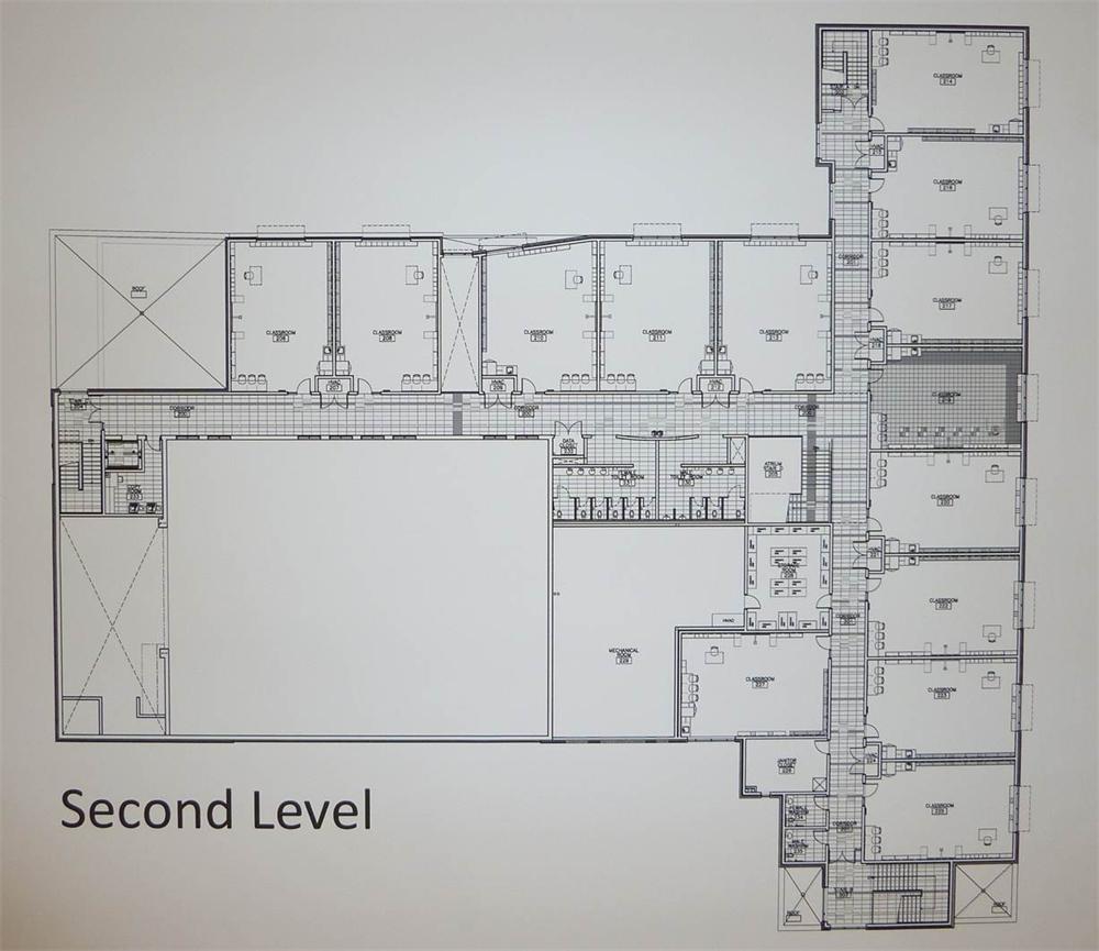 New School Design And Floor Plans