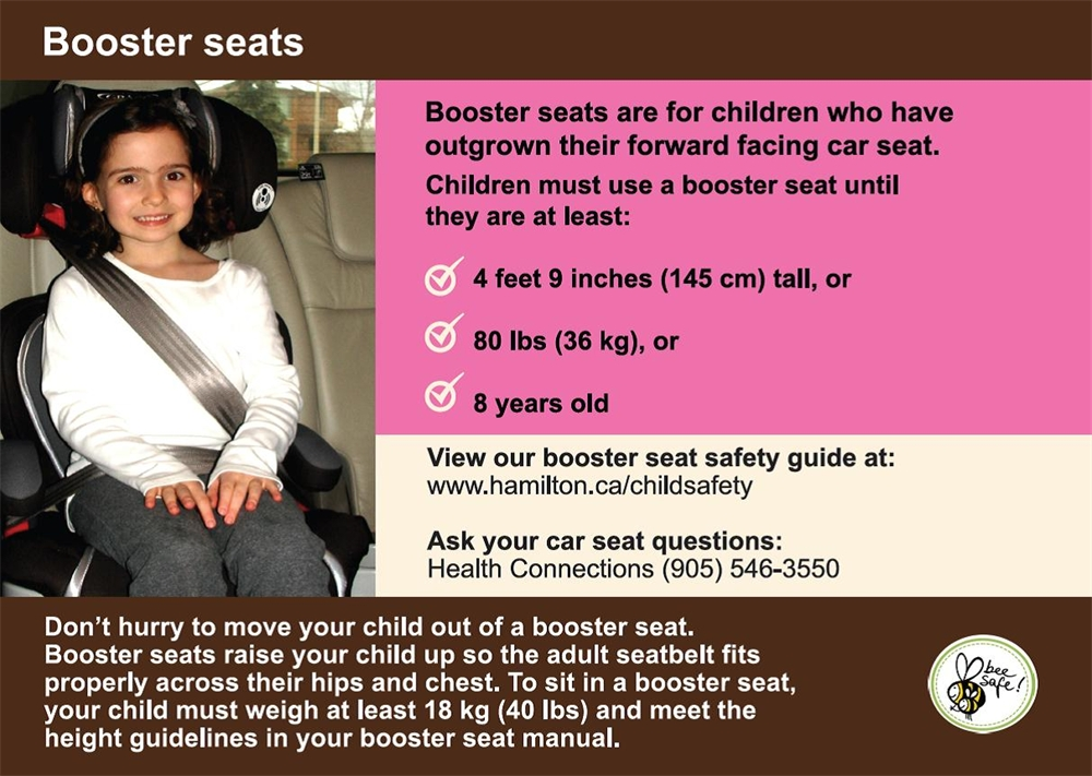 Car Seat Safety Information